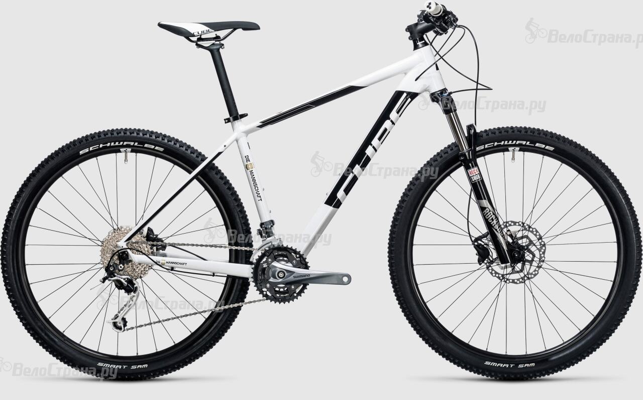 manufacturing mountain bike