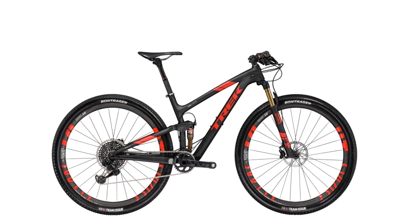 Trek Top Fuel 9.9 29 Race Shop Limited (2018)