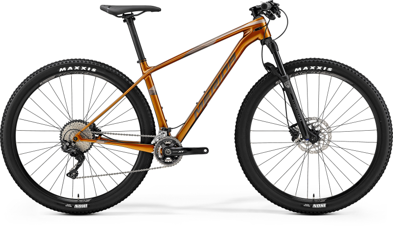 Merida Big.Nine 5000 (2019)
